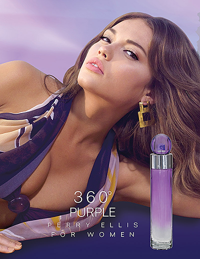 Perry Ellis 360º PURPLE